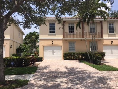 351 Salinas Drive, Palm Beach Gardens, FL 33410 - MLS#: RX-10437191