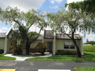 122 Lake Rebecca Drive, West Palm Beach, FL 33411 - MLS#: RX-10437218