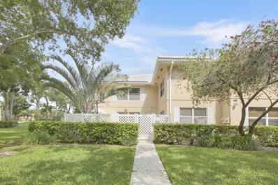 1807 Middleton Way UNIT 16-C, West Palm Beach, FL 33409 - MLS#: RX-10437302