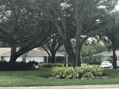 801 Silverleaf Oak Court, Palm Beach Gardens, FL 33410 - MLS#: RX-10437322