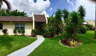166 Lake Susan Lane UNIT 166, West Palm Beach, FL 33411 - MLS#: RX-10437333