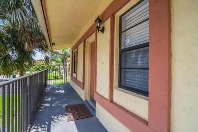 11614 NW 28th Street UNIT U-8, Coral Springs, FL 33065 - MLS#: RX-10437394