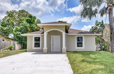 261 N Atlantic Drive, Boynton Beach, FL 33435 - MLS#: RX-10437400