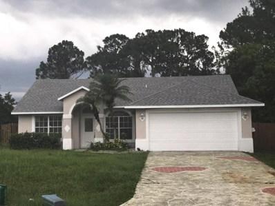 1010 SW Mantilla Av Avenue, Port Saint Lucie, FL 34953 - MLS#: RX-10437575