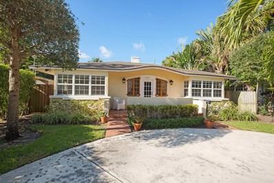 302 Wildermere Road UNIT A, West Palm Beach, FL 33401 - MLS#: RX-10437592