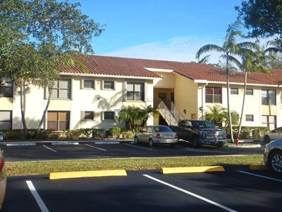 1482 Lake Crystal Drive UNIT C, West Palm Beach, FL 33411 - MLS#: RX-10437617