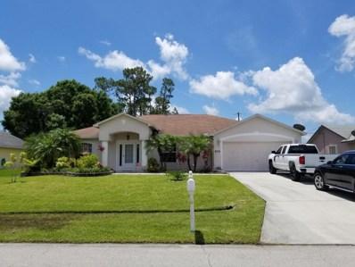 2234 SW Gray Beal Avenue, Port Saint Lucie, FL 34953 - MLS#: RX-10437621