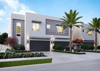 850 NE 7th Avenue, Delray Beach, FL 33483 - MLS#: RX-10437659