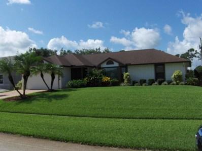 686 SW Hoffenberg Avenue, Port Saint Lucie, FL 34953 - MLS#: RX-10437671