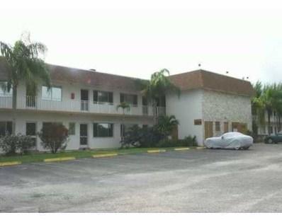 2878 Donnelly Drive UNIT 110, Lake Worth, FL 33462 - MLS#: RX-10437720