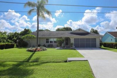 2349 SE Sapphire Terrace, Port Saint Lucie, FL 34952 - MLS#: RX-10437757