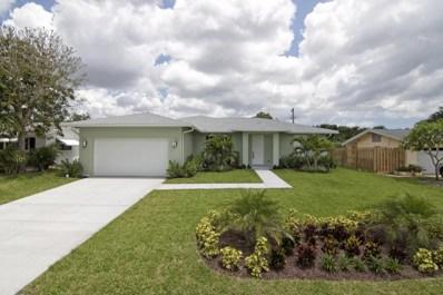 3869 Begonia Street, Palm Beach Gardens, FL 33410 - MLS#: RX-10437776