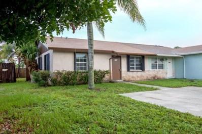 4784 Arthur Street, Palm Beach Gardens, FL 33418 - MLS#: RX-10437810