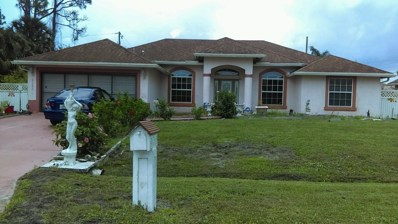 3181 SW Centamino Street, Port Saint Lucie, FL 34953 - MLS#: RX-10437917
