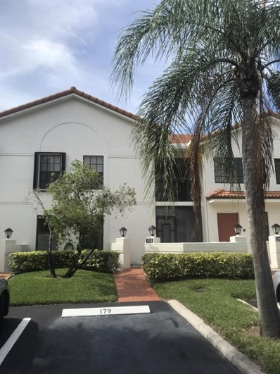9632 Sills Drive E UNIT 103, Boynton Beach, FL 33437 - MLS#: RX-10437935