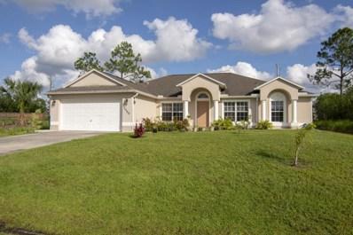 2468 SW Red Terrace, Port Saint Lucie, FL 34953 - MLS#: RX-10438025