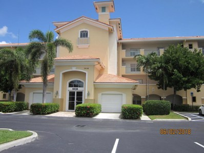 5938 Crystal Shores Drive UNIT 304, Boynton Beach, FL 33437 - MLS#: RX-10438040