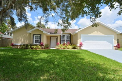 2350 SW Wynnewood Street, Port Saint Lucie, FL 34953 - MLS#: RX-10438167