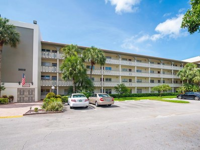 3502 Bimini Lane UNIT K1, Coconut Creek, FL 33066 - #: RX-10438245