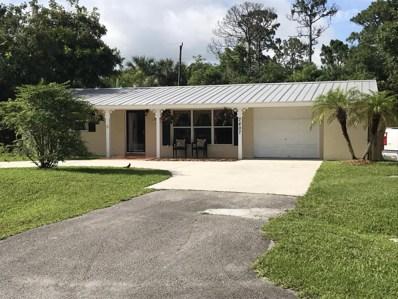 7407 Banyan Street, Fort Pierce, FL 34951 - MLS#: RX-10438292
