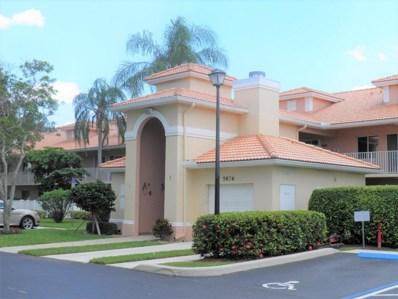 5876 Regal Glen Drive UNIT 207, Boynton Beach, FL 33437 - MLS#: RX-10438330