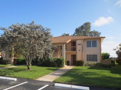 5820 Sugar Palm Court UNIT F - 6, Delray Beach, FL 33484 - MLS#: RX-10438439