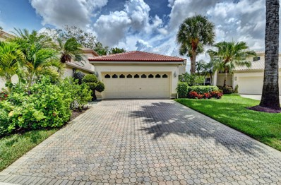 6273 San Michel Way, Delray Beach, FL 33484 - MLS#: RX-10438463