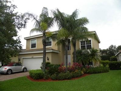 1867 Grey Falcon Circle SW, Vero Beach, FL 32962 - MLS#: RX-10438468