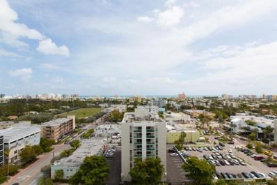 1000 West Avenue UNIT 1408, Miami Beach, FL 33139 - #: RX-10438531