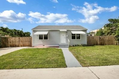 840 Hansen Street, West Palm Beach, FL 33405 - MLS#: RX-10438592