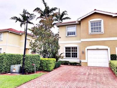 7680 Spatterdock Drive, Boynton Beach, FL 33437 - MLS#: RX-10438764