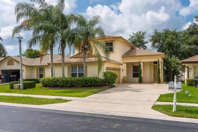 4084 Manor Forest Trail, Boynton Beach, FL 33436 - MLS#: RX-10438801