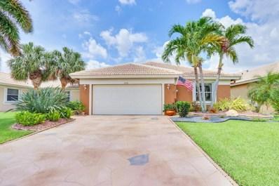 5074 Marla Drive, Boynton Beach, FL 33436 - MLS#: RX-10438809