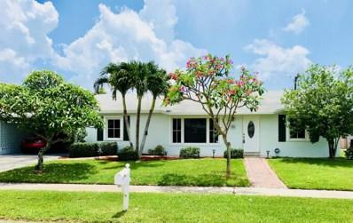 502 S 13th Place, Lantana, FL 33462 - MLS#: RX-10438822
