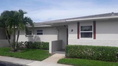 2761 Emory Drive W UNIT B, West Palm Beach, FL 33415 - MLS#: RX-10438903