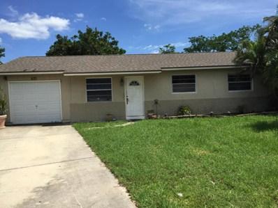 533 E Whitney Circle, Jupiter, FL 33458 - MLS#: RX-10438945
