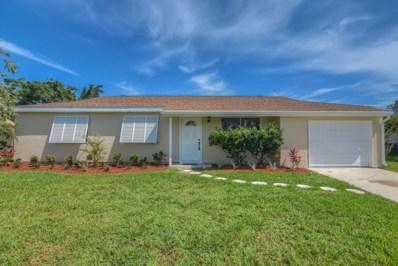 2138 SE Shelter Drive, Port Saint Lucie, FL 34952 - MLS#: RX-10438969