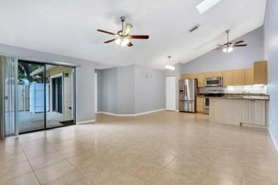 5261 Eagle Lake Drive, Palm Beach Gardens, FL 33418 - MLS#: RX-10439003