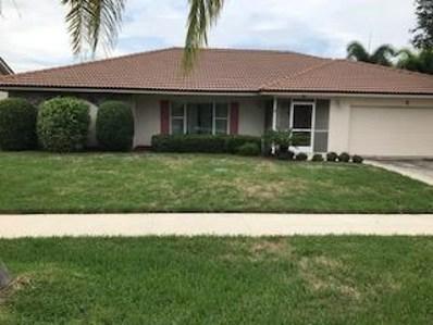 6 Hickory Hill Road, Tequesta, FL 33469 - MLS#: RX-10439060