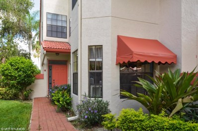 7697 Lexington Club Boulevard UNIT A, Delray Beach, FL 33446 - MLS#: RX-10439092