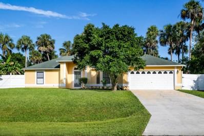 2382 SW Antiquera Street, Port Saint Lucie, FL 34953 - MLS#: RX-10439140