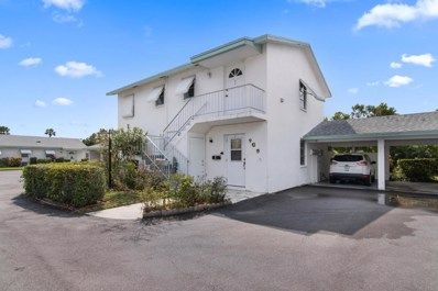 3104 Meridian Way N UNIT 6, Palm Beach Gardens, FL 33410 - MLS#: RX-10439149