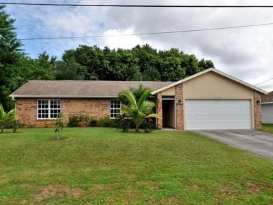 749 SW Koler Avenue, Port Saint Lucie, FL 34953 - MLS#: RX-10439187