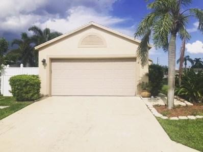 36 Bentwater Circle, Boynton Beach, FL 33426 - MLS#: RX-10439369