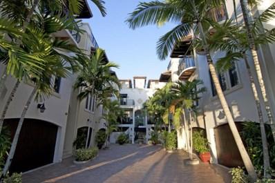 65 NE 4th Avenue UNIT G, Delray Beach, FL 33483 - MLS#: RX-10439499
