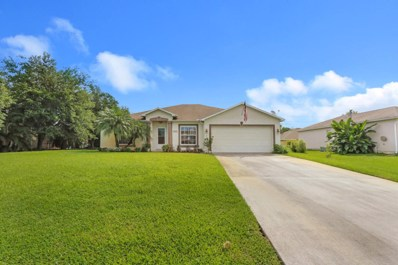 4325 SW Appleseed Road, Port Saint Lucie, FL 34953 - MLS#: RX-10439520