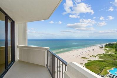 2800 N Ocean Drive UNIT A-21a, Singer Island, FL 33404 - MLS#: RX-10439575