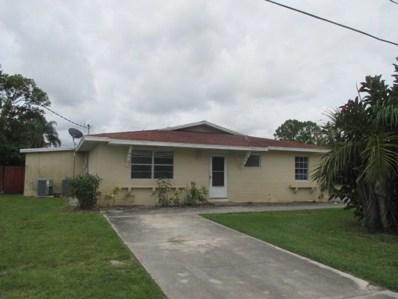 108 SW Lakehurst Drive, Port Saint Lucie, FL 34983 - MLS#: RX-10439609