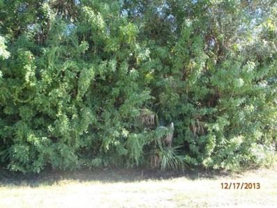 4912 Myrtle Drive, Fort Pierce, FL 34982 - MLS#: RX-10439696