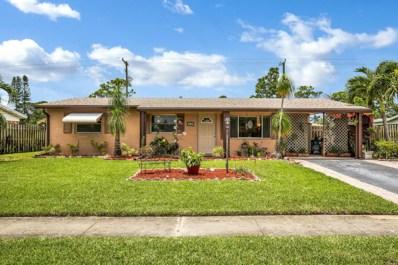 453 Cypress Lane, Palm Springs, FL 33461 - MLS#: RX-10439705